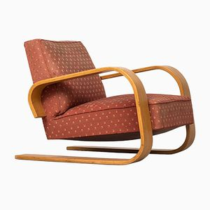 Vintage Lounge Chair by Alvar Aalto for Artek