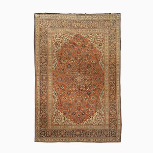 Antique Tabriz Carpet, 1900s