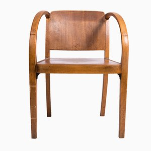 Bugholz Armlehnstuhl von Thonet, 1960er