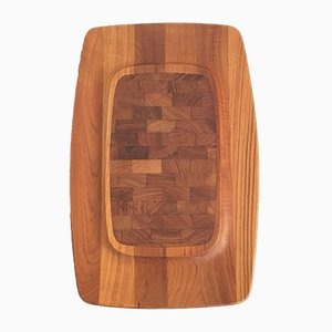 Danish Modern Teak Tray by Jens Quistgaard for Dansk