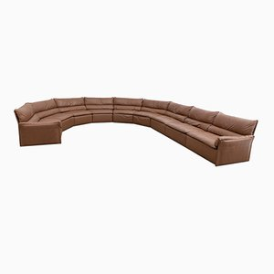 Modernist Queening Sectional Sofa from Saporiti, 1960s