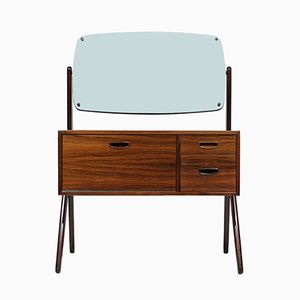 Danish Rosewood Dressing Table, 1950s