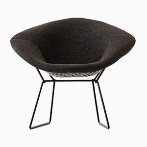 Diamond Drahtstühle von Harry Bertoia für Knoll International, 1950er, 3er Set