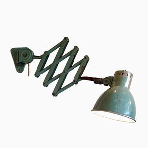 Vintage Extendable Scissor Lamp from Tateka
