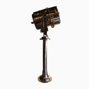 Vintage Morse Lampe mit Ständer