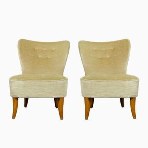 Vintage Cocktail Chairs by Theo Ruth for Artifort, Set of 2