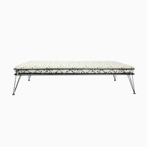 Vintage Tagesbett mit Hairpin Beinen von Wim Rietveld für Auping
