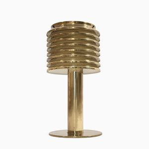Model B-142 Brass Table Lamp by Hans Agne Jakobsson, 1960s