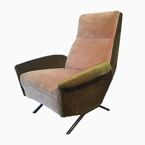 Reclining Lounge Chair, 1950s