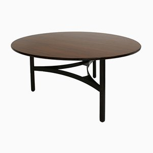 Rosewood Dining Table by Gianfranco Frattini for Cassina, 1960s