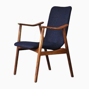 Mid-Century Occasional Chair by Louis van Teeffelen