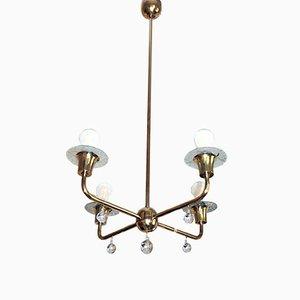 Vintage Art Deco Ceiling Light