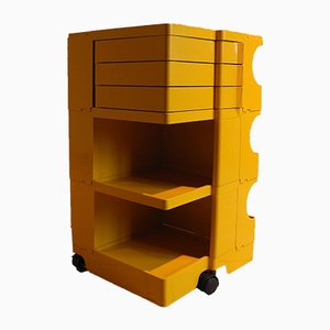 Vintage Boby 36 Trolley Cabinet by Joe Colombo for Kartell