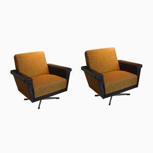 Große Sessel, 1960er, 2er Set