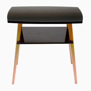 Tavolino da TV vintage di Leśniewski & Lejkowski per Cracow Furniture Factory