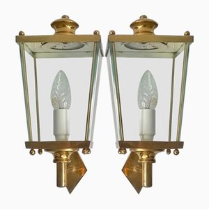 Wall Lights by Pietro Chiesa for Fontana Arte, 1950s, Set of 2