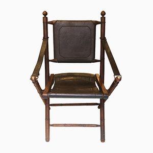 French Safari Chair, 1940s