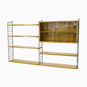 Shelf System by Katja and Nisse Strinning for String, 1949