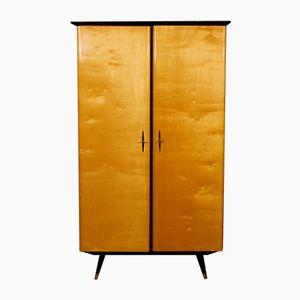 Französischer Kleiderschrank mit 2 Türen, 1980er