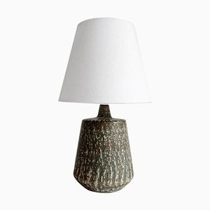 Mid-Century Ceramic Table Lamp by Gunnar Nylund for Rörstrand