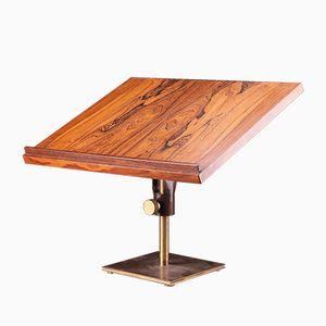 Danish Rosewood Table Lectern, 1960s