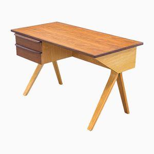 EB02 Schreibtisch von Cees Braakman für Pastoe, 1950er