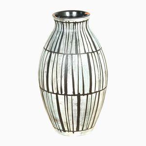 Mid-Century Keramik Vase von Gustav Spörri für Ziegler Schaffhausen