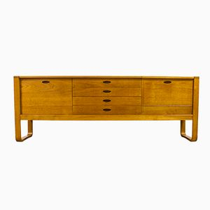 Teak Sideboard By Gunter Hoffstead For Uniflex, 1960s