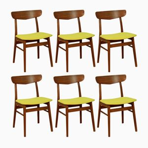 Dänische Esszimmerstühle von Farstrup Møbler, 1960er, 6er Set