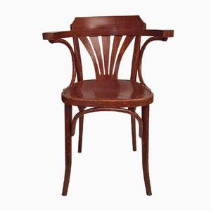 Modell B25 Bugholz Stuhl von Michael Thonet für Drevounia, 1920er