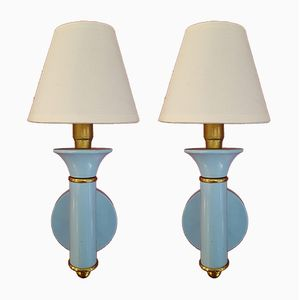 Wall Sconces, 1940s, Set of 2