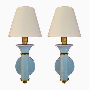 Wandlampen, 1940er, 2er Set