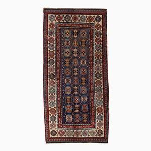 Handgemachter Antiker Kaukasischer Talisch Teppich, 1880er