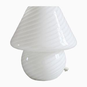 Lampe de Bureau Space Age Vintage en Verre Murano