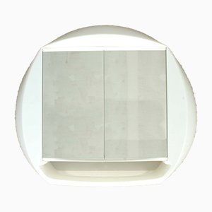 Mirrored Bathroom Cabinet by Pierre Paulin for Allibert, 1970s