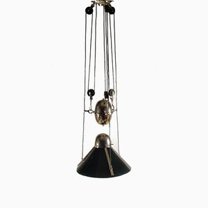 Viennese Pendant Light, 1900s