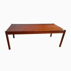 Tavolino da caffè grande in teak di Magnus Olesen
