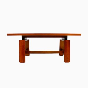 Mid-Century Dining Table by Silvio Coppola for Bernini, 1960s