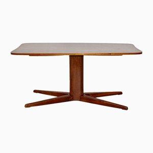 Rosewood Veneer Coffee Table by Oswald Haerdtl, 1940s