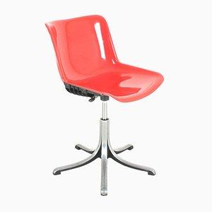 Modus Chair by Osvaldo Borsani for Tecno, 1988
