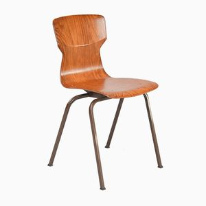 Pagholz E05 Stuhl von Eromes, 1960er