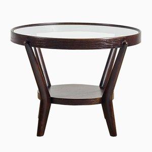 Tavolino da caffè di K. Kozelka & A. Kropacek, anni '40