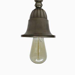 Lampade da soffitto Art Nouveau antiche, set di 10