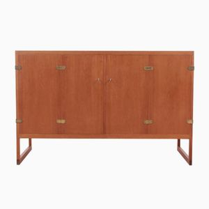 Mid-Century Danish BM 53 Sideboard in Teak by Borge Mogensen for P. Lauritsen & Søn