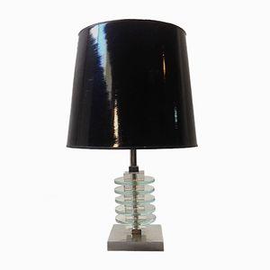 Lampe von Jacques Adnet, 1950er