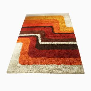Vintage Multi-Colored Rug from Desso