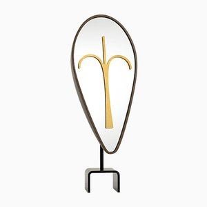 Miroir Eze Wise par Lorenza Bozzoli pour Colé