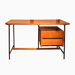 Vintage Wooden Desk, 1950s