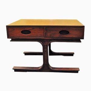 Vintage Italian Coffee Table by Gianfranco Frattini for Bernini, 1960s