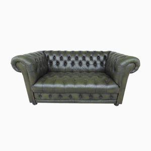 Französisches Vintage Chesterfield Sofa, 1970er